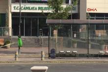 Başkentte şüpheli bavul paniği