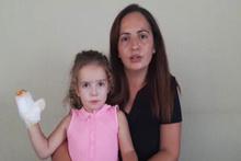 Küçük Mira 5 liraya alınan uçan balon kurbanı oluyordu