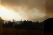 Gürcistan'daki yangının dumanı Türkiye'yi sardı