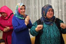 Rıza Kayaalp'in şampiyonluğu ailesini sevince boğdu