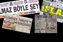 Türk takımlarının Avrupa'daki faciaları