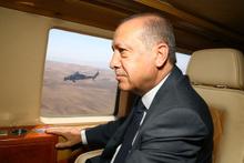 Malazgirt coşkusu Erdoğan'a sevgi seli