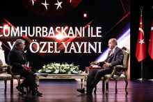 'Binali Bey, belediye başkanlığımdan beri benim yol arkadaşımdır'
