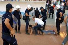 Türkiye Kupası maçında kavga çıktı