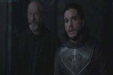 Jon Snow: 'Bak Kraliçem! Sana İki Çift Lafım Var'