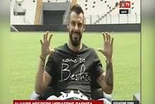 Negredo'dan canlı yayında 35 gol atarım sözü