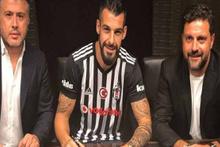 Beşiktaş Negredo'yu böyle açıkladı