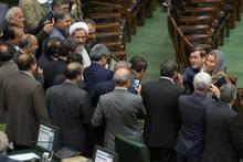 İran bu görüntüleri konuşuyor tepki çeken selfie!