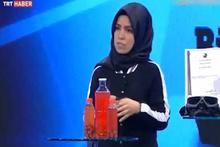 TRT'nin yarışmasında 'organik hoşaf' sürprizi