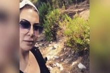 Ebru Yaşar doğum gününde çöp topladı