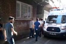 Diyarbakır merkez Sur ilçesi İskenderpaşa mahallesinde patlama