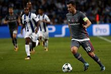 Beşiktaş'ın Porto zaferi yabancı basında büyük yankı uyandırdı
