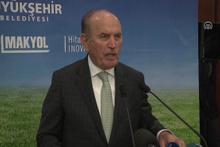 Topbaş'tan 'veto'açıklaması