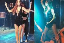 Hande Erçel'in dansı sosyal medyayı salladı!