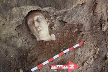 Side Antik kentindeki kazılarda bulundu