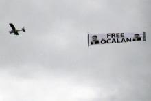 Almanya, PKK'nın Öcalan propagandasına göz yumdu!