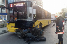 Kadıköy'de feci kaza: Ölü ve yaralılar var!