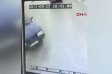 Kadıköy'de feci kazanın görüntüleri ortaya çıktı