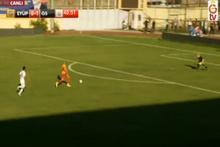 Feghouli ilk golünü Eyüpspor'a attı