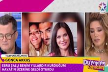 Uğur Akkuş'un eşi Gonca Akkuş'tan flaş Ebru Şallı açıklaması