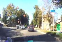 Akıllara durgunluk veren kaza kamerada