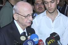 TBMM Başkanı İsmail Kahraman, Güven Hastanesi'nde