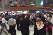 Sabiha Gökçen Havalimanı'nda 'POLNET' kuyruğu