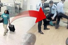 Havalimanında akılalmaz ölüm: o polis aranıyor!