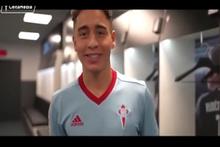 Celta Vigo'dan Emre Mor'a özel video!