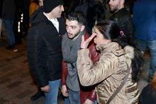 Taksim'de yeni yılın ilk dakikalarında taciz rezaleti