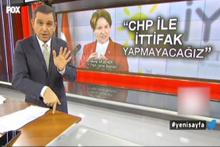 Fatih Portakal'dan Meral Akşener açıklaması