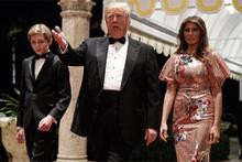 ABD Başkanı Trump'tan 'muazzam bir yıl' sözü