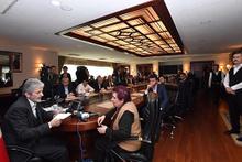 Başkan Mustafa Tuna vatandaşların sorunlarını dinledi