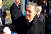 Abdullah Gül OHAL sorusuna yanıt vermedi