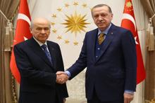 Erdoğan Bahçeli görüşmesi 2019 seçim kararı ne