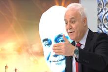 Kadın izleyicinin, Nihat Hatipoğlu'na 3 harflilerle ilgili sorusu tüyler ürpertti