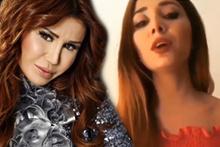 Şarkıcı Ceylan'ın kızı Melodi sesiyle büyüledi
