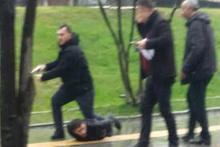 Tartıştığı kişiyi bacağından vurdu, kaçmaya çalışırken yakalandı