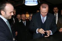 Cumhurbaşkanı Erdoğan ünlü çorbacıda