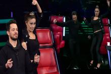 O Ses Türkiye'de Yıldız Tilbe ve Murat Boz'u coşturan yarışmacı!