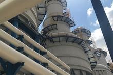 Sektöründe dünyanın en büyük fabrikası Sincan'da açıldı