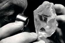 Afrika'da 910 karatlık elmas bulundu