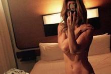 Luis Garcia'nın eşinin çıplak fotoğrafları sızdırıldı!