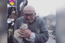 ABD'li komedyen Ellen Degeneres, kedisi için gözyaşı döken Ali Dede'nin videosunu paylaştı!