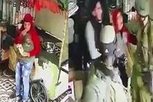 İsrail polisi cips yiyen Filistinli çocuğu gözaltına aldı