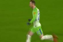 Maxi Arnold'ın muhteşem frikik golü