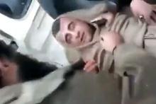 ÖSO askerleri PYD/PKK'lı teröristleri böyle esir aldı!