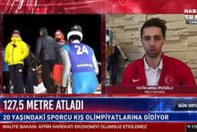 Fatih Arda İpçioğlu'ndan kayakla atlamada tarihi başarı (2)