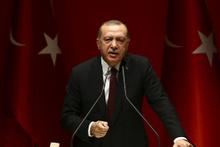 Erdoğan'dan Zeytin Dalı açıklaması: Münbiç'i teröristlerden arındıracağız