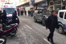 PYD/PKK'dan roketli saldırı